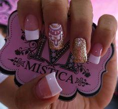 Magic Nails, Love Nails, Glitter, Hair And Nails, Nail Art Designs, Tatoos, Manicure Ideas, Makeup, Beauty