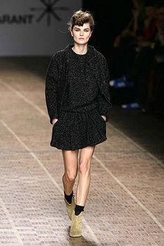 Isabel Marant Fall 2007 Runway - Isabel Marant Ready-To-Wear Collection