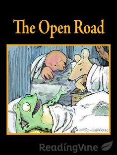 The Open Road - Free, printable reading comprehension activity with passage and questions for 4th - 5th grade!