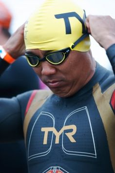 """Hines Ward does his first tri: has """"newfound respect for the triathletes out there."""""""