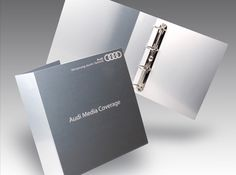 This quality oversized metal ring binder was produced for Audi to house important media coverage documents in some of their show rooms. Packaging Solutions, Metal Ring, Ring Binder, Audi, Notebook, Rings, Creative, Ring, Notebooks