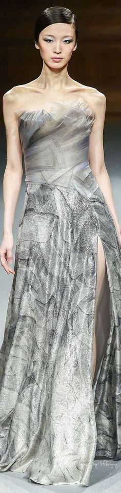 Tony Ward Spring-summer 2015 - Couture. Jaglady