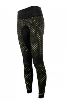 new styles 3c415 01ff7 Polkamania  Brave Legs  Cycling Tight for women s cycling. This pair of  tights features
