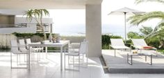 Outdoor Patio Ideas Modern outdoor chairs