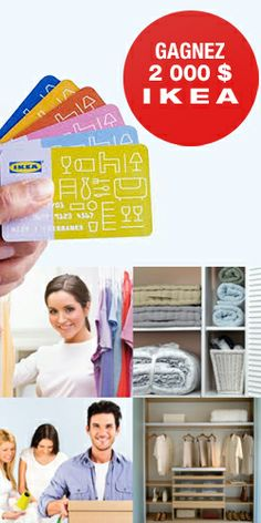 Free Samples, Contests, Coupons and other Great Free Stuff for Canadian Women. Ikea, Readers Digest, Decoration, August 31, Cool Stuff, Lady, Gift, Shop, Pageants