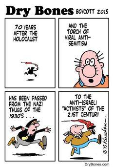 Editorial cartoon: Anti-Semitism gone viral