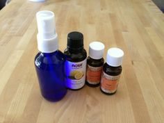 Cheap and Natural: DIY Spray Deodorant (Burt's Bee's copycat recipe)