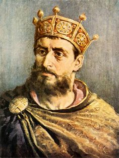 Mieszko II (990-1034) became king under the will of his father, Boleslaus the Brave, who also arranged his marriage to Richeza (Ryksa) of Lorraine, the emperor Otto III's niece, in 1013. His brothers, the elder Bezprym and the younger Otto, opposed the father's decision and in their struggle against Mieszko sought support of a German-Rus coalition. Under Mieszko II's rule, Bohemia captured Moravia, Germany occupied Lusatia, Denmark entered Pomerania, and Rus recovered Grody Czerwienskie.