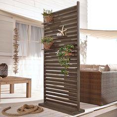 exotische raumteiler aus bambus rattan und teakholz. Black Bedroom Furniture Sets. Home Design Ideas
