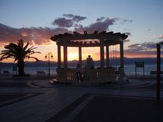 Loutraki, Greece Marina Bay Sands, Seaside, Places Ive Been, Gazebo, Aviation, Greece, Stuff To Do, Tourism, Aircraft