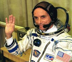 1st Fee-Paying Space Tourist was Dennis Tito. #space #astronaut #tourist