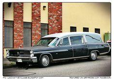 1963 Pontiac Bonneville Superior Hearse