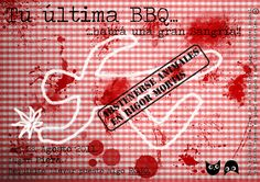 Invitación BBQ, by [MbMV]