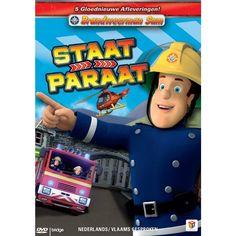 Brandweerman Sam - Staat paraat (DVD)