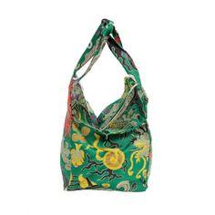 Silk Hobo Bag