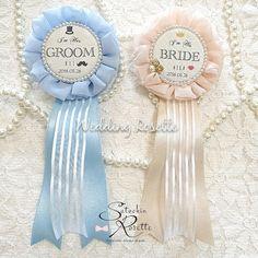 《New》Wedding Rosette ❤ シフォンロゼット ver.ミドルsize