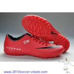 quality design 6cb8c bcca6 Cheap Discount Limited Edition Nike Mercurial Vapor IX CR SE TF Football  Futsal in Red Black White Football Shoes Store