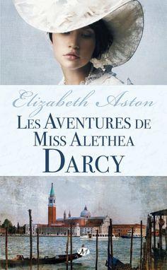 ✦ Les Aventures de Miss Alethea Darcy d'Elizabeth Aston chez Milady ✦ Retrouvez la chronique de cette austenerie sur Jane Austen is my Wonderland ✦