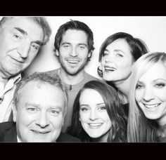 Cast of Downton Abbey :)