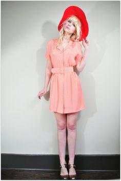 Belted dream dress