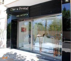 Clinica Dental Dolores Martín. Fachada - MARTINPEÑASCOinteriorismo. Tlf. 650022654