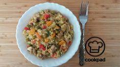 Orez cu pui și legume Guacamole, Grains, Curry, Rice, Mexican, Ethnic Recipes, Food, Curries, Essen