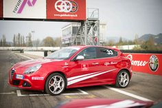 Alfa Romeo Driving Day @ Varano #AlfaDrivingDAy