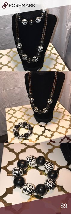 Wooden Necklace Set Nice with African wear..... Jewelry Necklaces