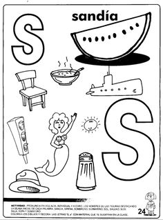 El trompito 1 lecto escritura Fish Coloring Page, Coloring Pages, Alphabet Phonics, Spanish Teaching Resources, Color Activities, Speech Therapy, Classroom, Lettering, School