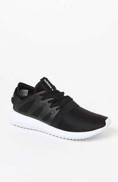 774cd8a8a Stand out in a striking look from adidas with the Tubular Viral Sneakers.  These women s