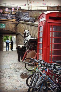 Camden Markets , London