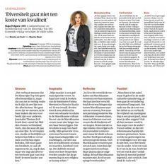 Interview in nrc over #kleurrijke100 en #iLoveMo