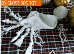 7 DIY Dog Toys