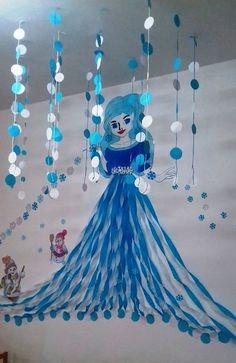 Fairy Princesses, Classroom Decor, Disney Characters, Fictional Characters, Cinderella, Disney Princess, Art, Art Background, School Room Decorations