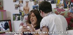 Delete. | 28 Ways To Be More Like Ja'mie King