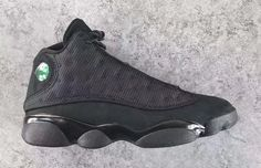 Take a look at new images of the Air Jordan 13 Black Cat that is expected to release in early 2017.