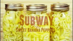 Homesteading: Canning Sweet Banana Peppers-U-Bahn-Stil - Recipes - Peppers Recipes With Banana Peppers, Sweet Banana Peppers, Pickled Banana Peppers, Canning Banana Peppers, Stuffed Banana Peppers, Stuffed Sweet Peppers, Banana Pepper Recipes, Banana Pepper Rings, Home Canning Recipes