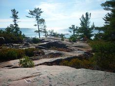 Chikanishing Creek Trail, Killarney Ontario | from Hiking in Killarney Provincial Park - Four Day-Use Trails | JourNiackery