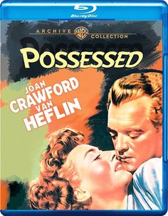 POSSESSED BLU-RAY (WARNER ARCHIVE COLLECTION)