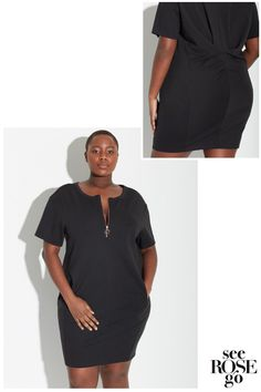 Plus Size Black Dresses, Plus Size Outfits, Curvy Fashion, Plus Size Fashion, Tesco Direct, Curvy Dress, Night Wear, Home Outfit, Curvy Outfits