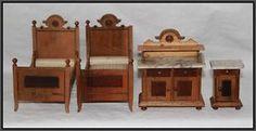 Gründerzeit Schlafzimmer um 1895