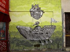 brooklyns-street-art-alexis-diaz-sandra-hoj-paris-web-1  Alexis Diaz. Belleville, Paris. (photo © Sandra Hoj) via Brookyln Street Art