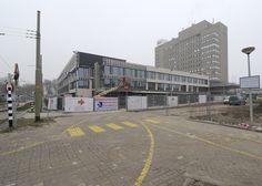 Weer een foto update van de bouw op 18 maart