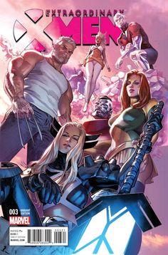 Preview: EXTRAORDINARY X-MEN #3 - Comic Vine