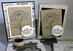 You Got This - Stampin'UP! Sneak Peak 2015-16