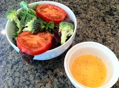 Recipe for our low-fat citrus-dressing