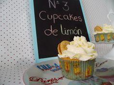 Ingeniera de Cupcakes: Reto nº3: Cupcakes de Limón