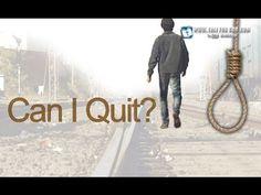 Enduring Until The End: Battling Depression, Lust, Backsliding, Suicidal...