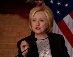 As Republican Run From The Confederate Flag, Hillary Clinton Calls Out Racist Terrorism