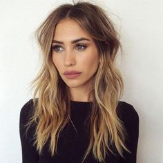 Medium To Long Hairstyles Fascinating 20 Medium Long Hair Cuts  Beauty  Pinterest  Medium Long Hair